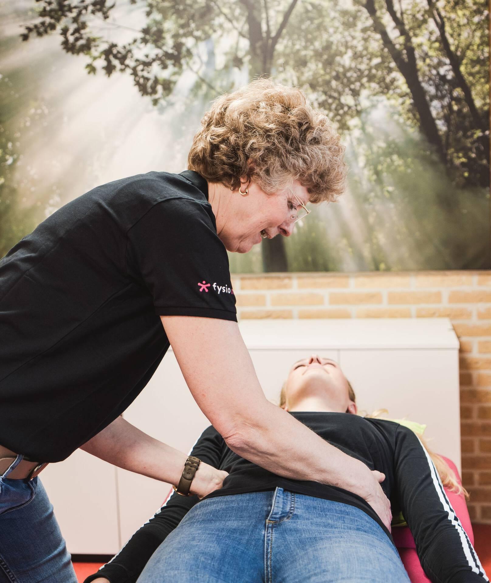 Bekkenfysiotherapie Groningen
